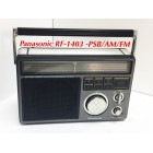 Panasonic RF-1403 AM/FM/PSB Portable Radio