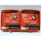 Vintage Toy CB Dick Tracy Detective Set in Original Boxes