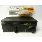 DRAKE PNR-1000 Short Wave Radio Receiver - Manual - Antenna -