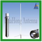 Antenna BASE 144-148 Mhz FiberGlass 4.5' high - Perfect for small spaces -