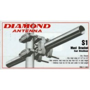 Diamond Antenna (S-1) Mast Bracket