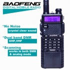 Baofeng  DMR/Analogue Dual-Band Handheld