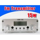Broadcast FM TRANSMITTER for the FM-Stereo ( 88 - 108 MHZ) Brand NEW!