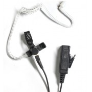 Surveillance A++ Earpieces Commercial BEST -Tie / shirt clip - K-1 Plug