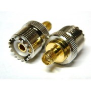 Adaptor SMA-Female to SO-239 UHF