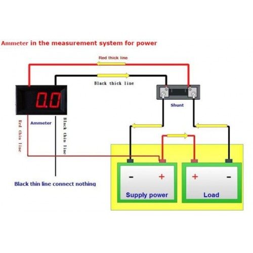 ammeter shunt wiring diagram schematics and wiring diagrams ponent ammeter diagram and alt light wiring