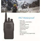 WaterProof 100% RADIO - HUNTING FISHING Outdoors 5 Watt