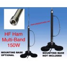 HF Amateur Radio Mobile Antenna