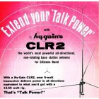 Hy-Gain Vintage CB Antenna Model CLR2