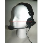 Professional Headset/Earphone/Boom with LARGE PTT Button - K-1 PLUG