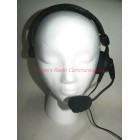 Professional Headset/Earphone/Boom with CLIP-ON PTT