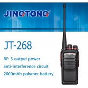 Our BEST 5 Watt UHF Radios with Scrambler Voice Protection