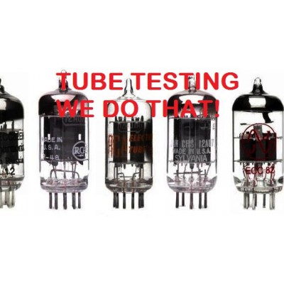 Tube Testing Services