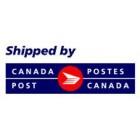 We ship via Canada Post Expedited Business
