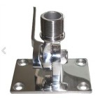 Antenna Marine Ratchet/Stainless Steel Mounts for Deck or Side Mounting