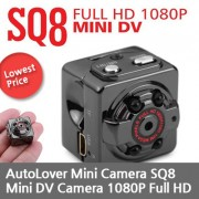 VIDEO CAMERA CCCD with Micro-SD Card Recorder