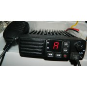 Commercial UHF Vehicle Two-Way 45Watts OEM