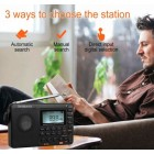 Our Best Portable Radio AM FM SW+ SD Card MP3 &  WMA + Records