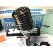 SHURE UNIDYNE II 555H Professional Microphone ( Broadcasting Radio TV  Amateur )