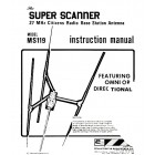 Super Scanner CB Base Station Antenna