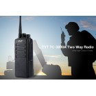 Great Range High Power 10W UHF Handheld 2 way portables.