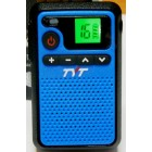 Miniature UHF Portable 2 way radio