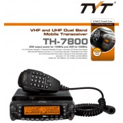 TYT TH-7800 - CrossDual + Seperation loaded! Clearance!