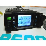Mini Dual Band Mobile  - Color Screen  - with antenna package included...