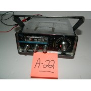 Courier CHIEF-23 CB Mobile Transceiver / VHF Receiver built-in