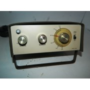 VHF Tunable / Crystal Heatkit Radio Receiver