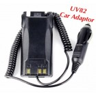 Baofeng UV-82 Battery Eliminator Car Adaptor