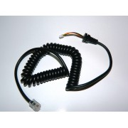 YAESU MOBILE Microphone Cable Replacement