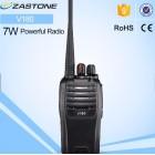 Easy to use 7W VHF Portable Radios - Great for Open Terrain  -